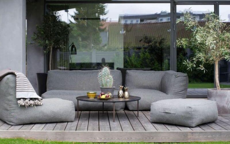 Loungesæt til haven